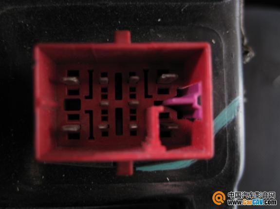 奥迪A6低音炮 接线图 希望大家有用 音响维修 汽车影音网论坛 汽车音高清图片