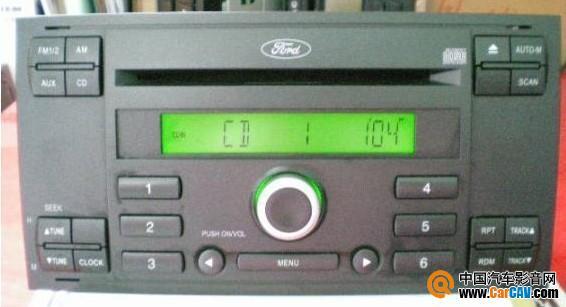 找一台老款福克斯cd机,高清图片