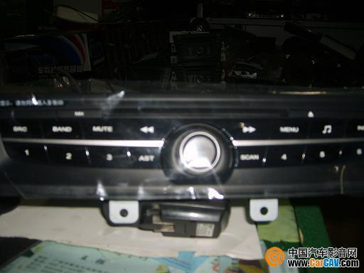 出台荣威550原车cd高清图片