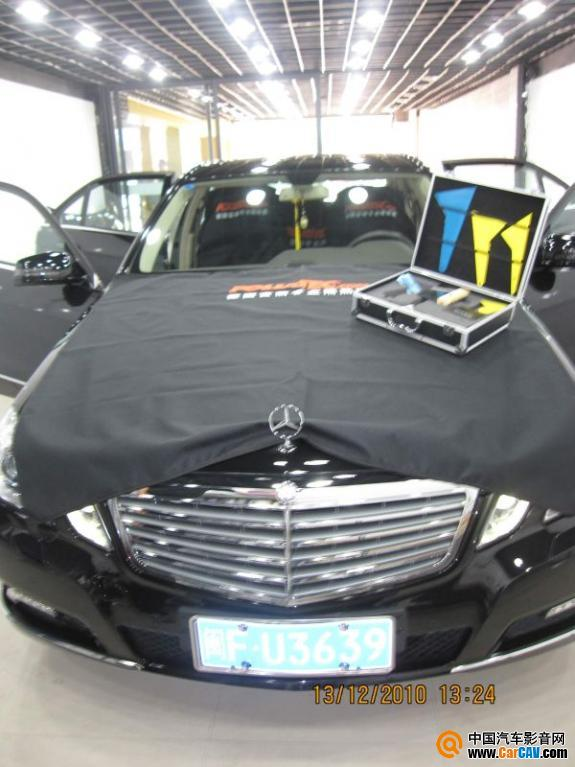 当德国车遇见德国膜,德国FOLIATEC富丽膜施工技术演示 - 太能团队 - 《汽车美容店金牌店长》