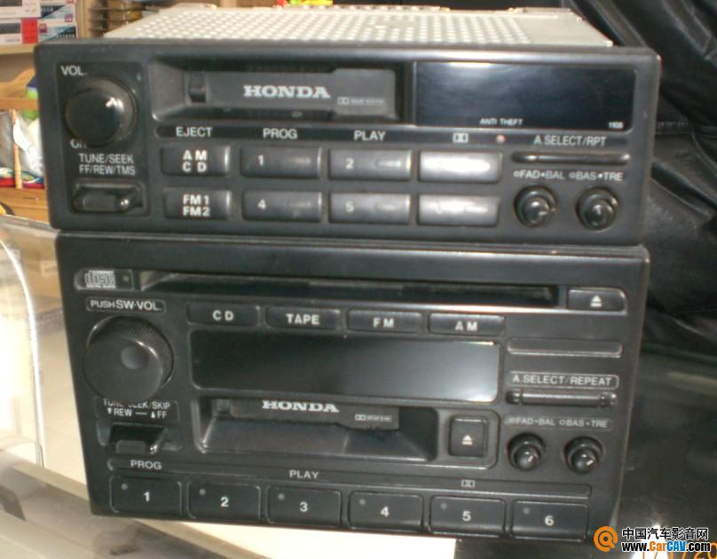 出售本田原车CD机和卡带机 汽车影音网论坛 汽车音响改装升级 汽车高清图片