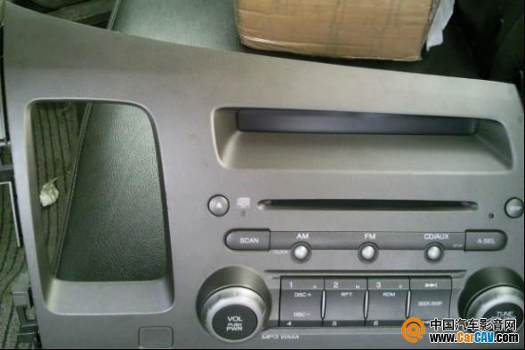 本田思域原装单碟CD 带筐架 成色基本全新价格200 汽车影音网论坛