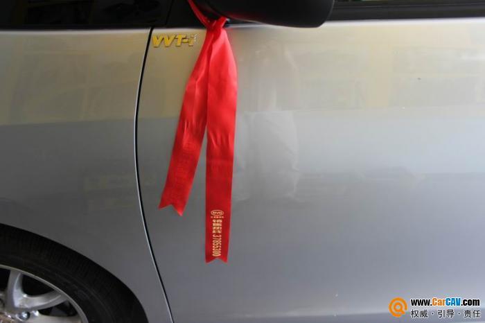 比亚迪m6提车作业和全车隔音高清图片