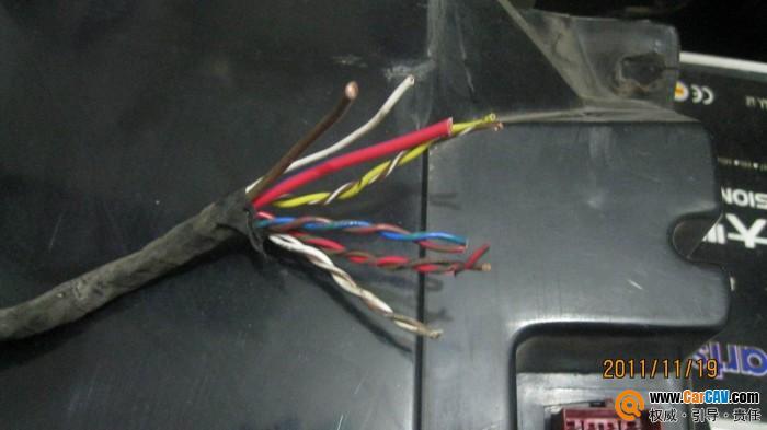 求奥迪老A6低音炮接线定义 音响维修 汽车影音网论坛 汽车音响改装升高清图片