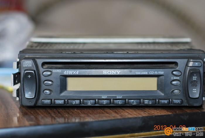 DX 440B接线图 音响维修 汽车影音网论坛 汽车音响改装升级 汽车导高清图片