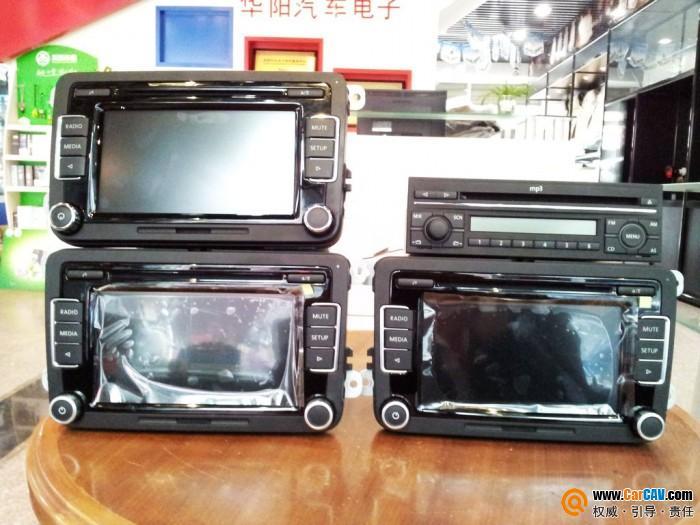 云南昆明出售大众RCD510 三台 大众单碟CD机一台 汽车影音网论坛 高清图片