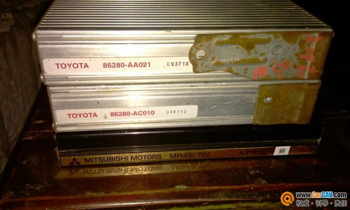 图片或详细描述:丰田亚洲龙和三菱功放没有尾线和接线定义,没高清图片