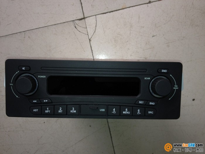 河南郑州出五菱宏光收音机 高清图片