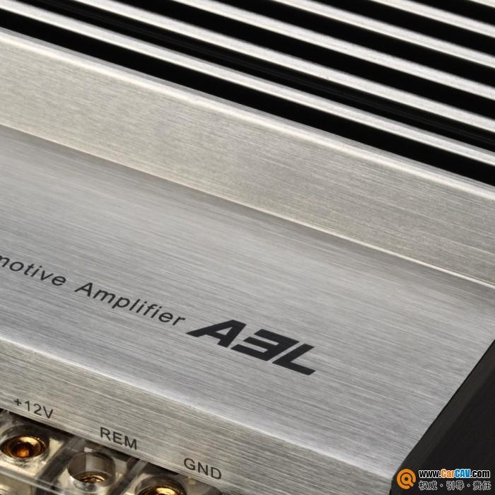 从内部的线路设计来看,惠威a3l专业汽车功放的接线全部由一高清图片