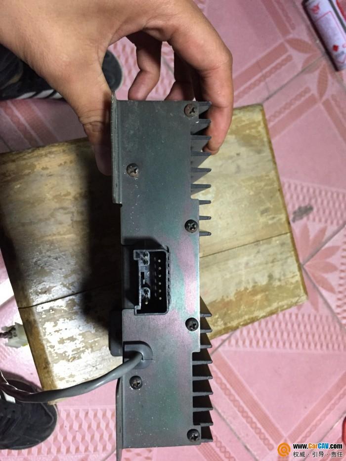 求这个原车功放接线图 音响维修 汽车影音网论坛 汽车音响改装升级 高清图片