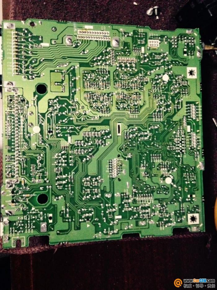 06年老索纳塔cd机拆解后尾线能否直接焊接上 谢谢 车主汽高清图片