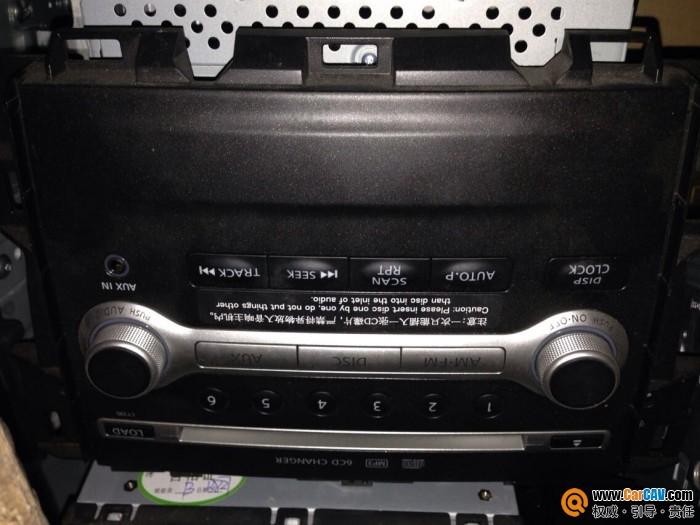 出售日产CD机 汽车影音网论坛 汽车音响改装升级 汽车导航论坛 汽车高清图片