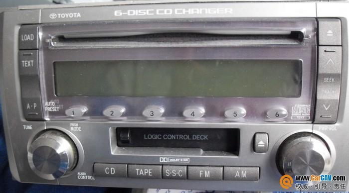 飞歌通用机花冠CD机比亚迪F6CD机 汽车影音网论坛 汽车音响改装高清图片