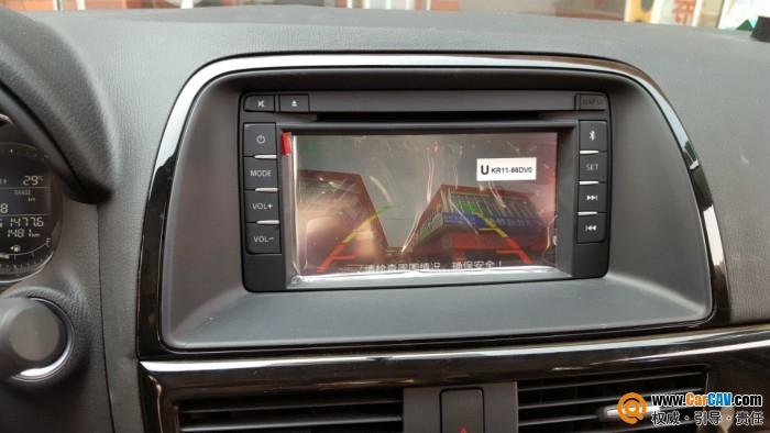X 5升级导航倒车影像 汽车影音网论坛 汽车音响改装升级 汽车导航论高清图片