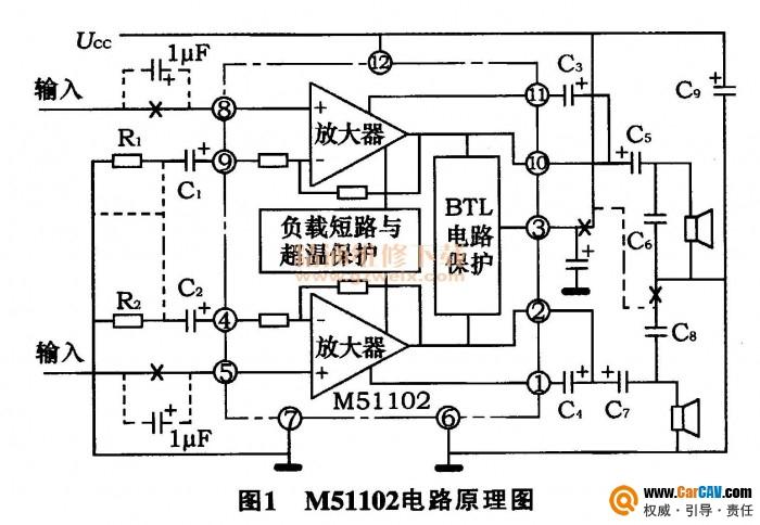 二汽东风车载收放机三洋FSP-401型无声音解决