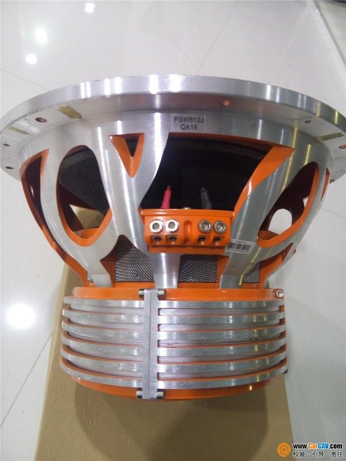美国阿尔法12寸低音炮 汽车影音网论坛 汽车音响改装升级 汽车导航论高清图片