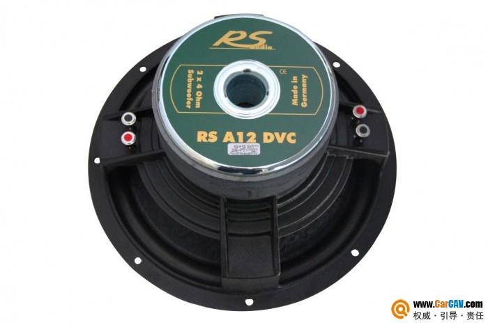 德国RS Audio Revelation A12车载超低音