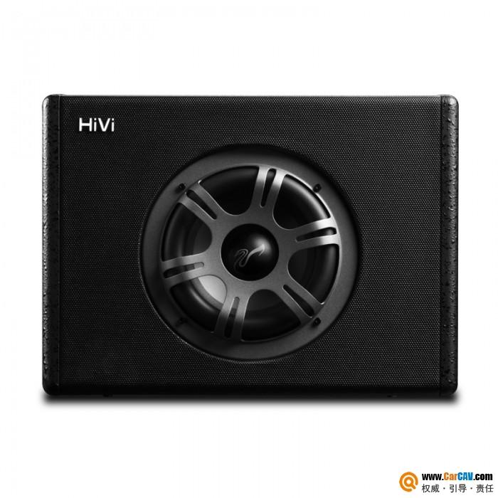 HiVi惠威BC8.1-V汽车低音炮车载低音炮