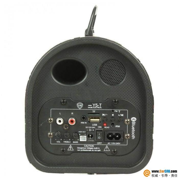 车载功放块TDA-20041被插卡低音炮连烧故障