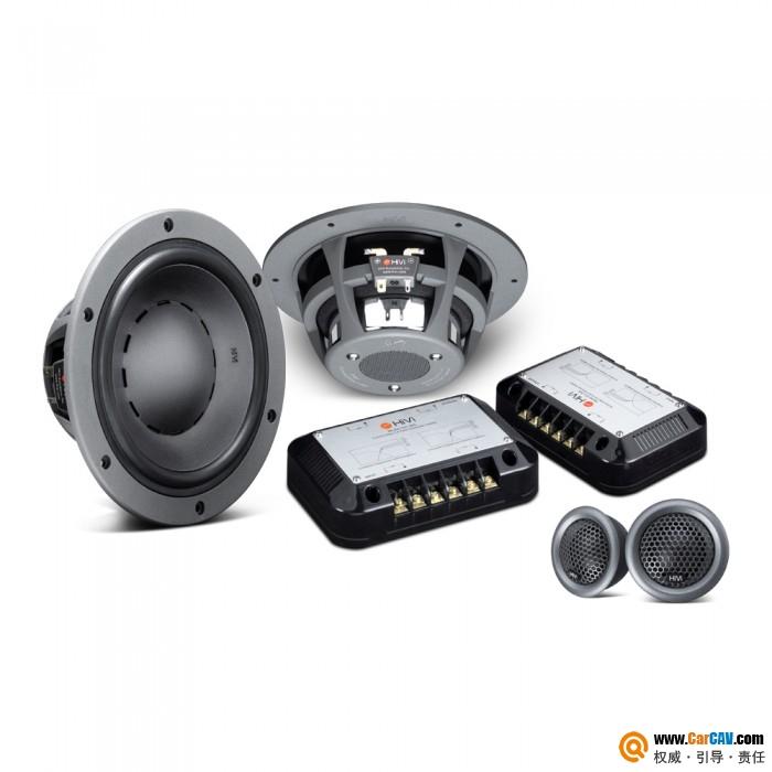 中国HiVi惠威DX-265专业汽车扬声器系统车载套装喇叭