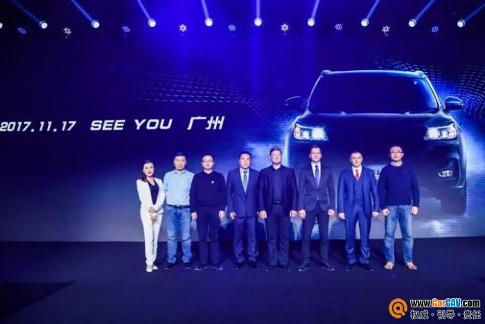 以科技的力量 美行助力中华V6用智能触碰未来