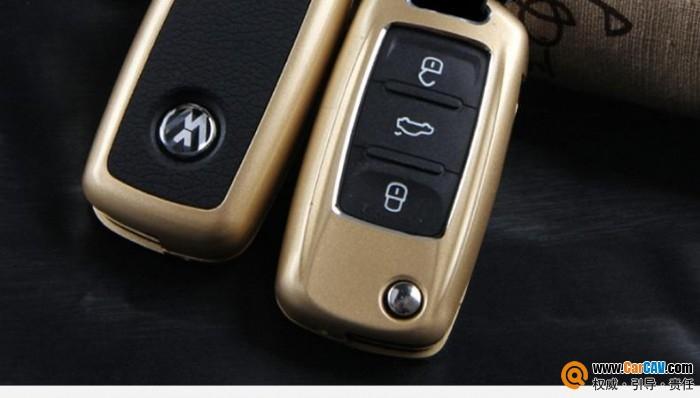 大众凌渡汽车遥控钥匙匹配步骤