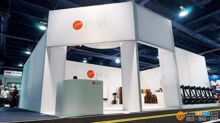 创新科技强势君临 2018年CES展HiVi惠威现场直击