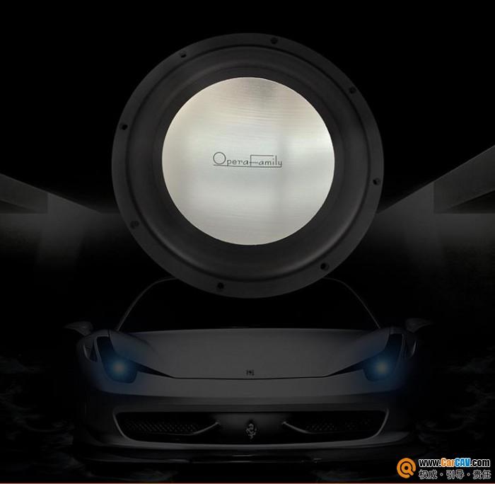 歌剧世家Opera Family印象系列IS 10S/12S车载10寸12寸低音