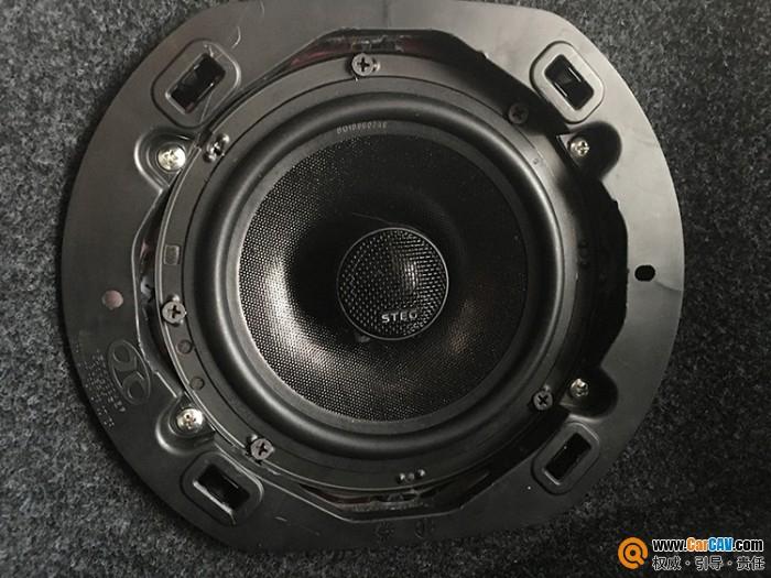 西安车乐汇北京BJ40汽车音响改装史泰格 曲高和寡