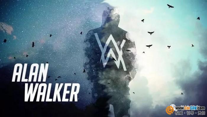 Alan Walker 空降2018广州国际改装展,这是要爆的节奏?