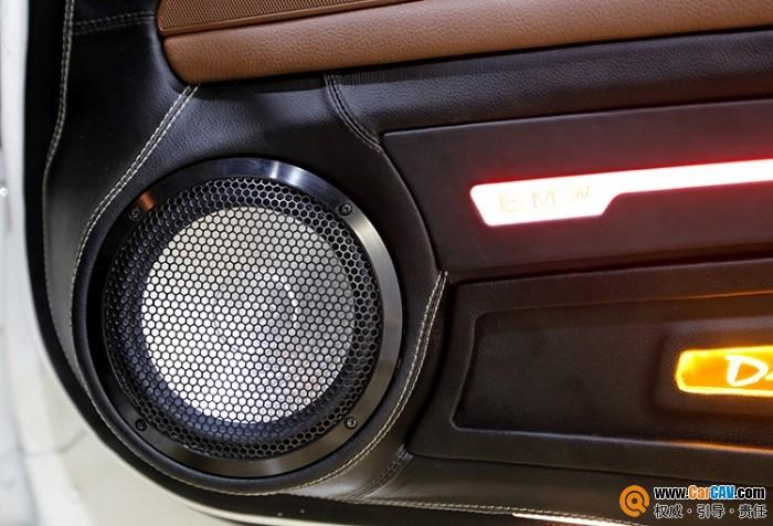 东莞慧声星辉宝马525汽车音响改装德高 对音乐的态