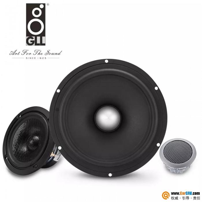 设计感爆棚 英国GLL S165A3三分频带来耳目一新的音乐魅力