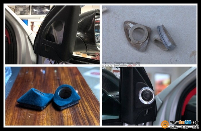 武汉声动奥迪Q7汽车音响改装海螺 音乐的魅力
