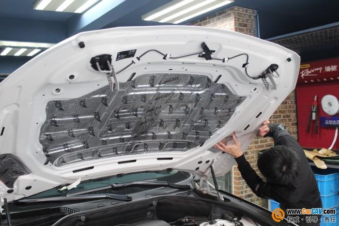 寶馬5系GT為什么要做引擎蓋隔音,原因沒想象的簡單