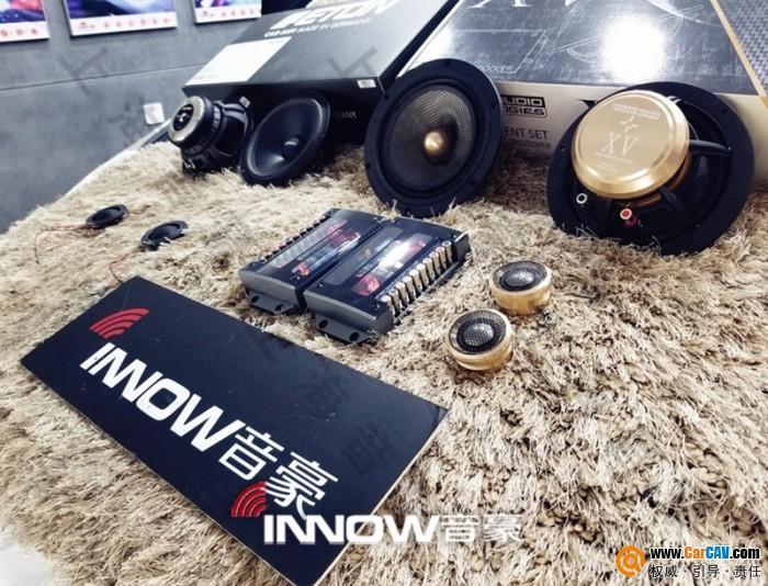 上海音豪丰田埃尔法汽车音响改装美国ARC 享受音乐
