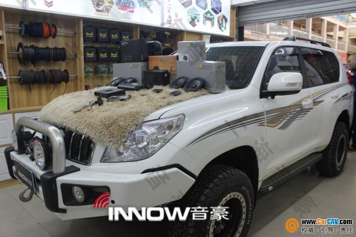 上海音豪音改豐田普拉多汽車隔音改裝俄羅斯StP 享受安靜的車生活