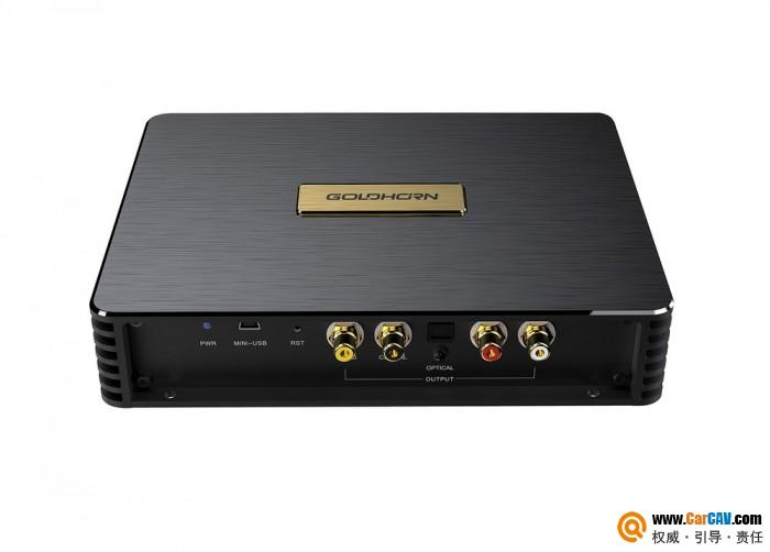 歌航2020首款高端纯音源主机G3 SE 为发烧DSP相伴