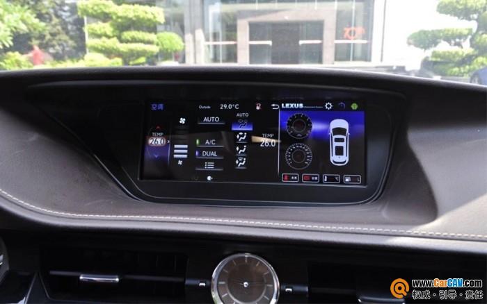 豪车升级四连击 朋辉雷克萨斯ES 5.1光纤影音套餐