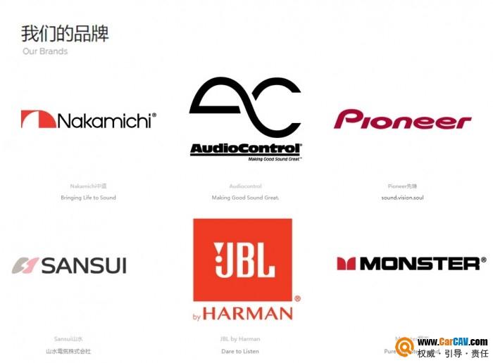带你细品 广州市瑷德福电子有限公司六大品牌的故